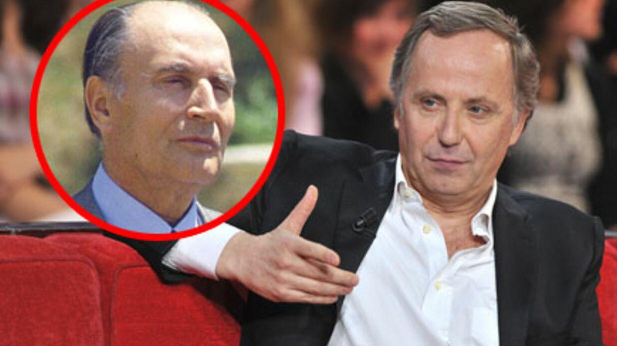 Fabrice Luchini pressenti pour incarner François Mitterrand