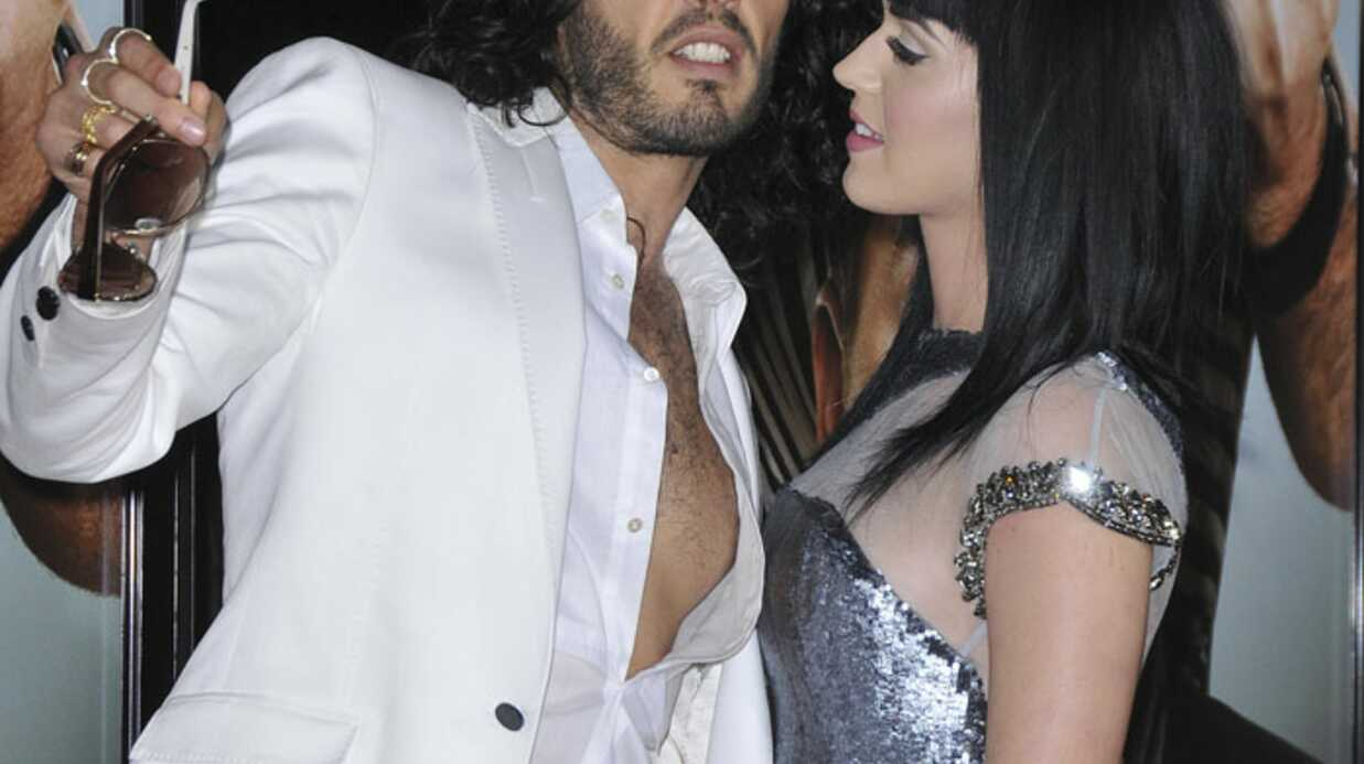 Katy Perry : Russell Brand bien­tôt expulsé des USA ?