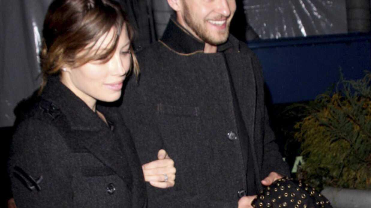 Justin Timberlake et Jessica Biel: tout va bien