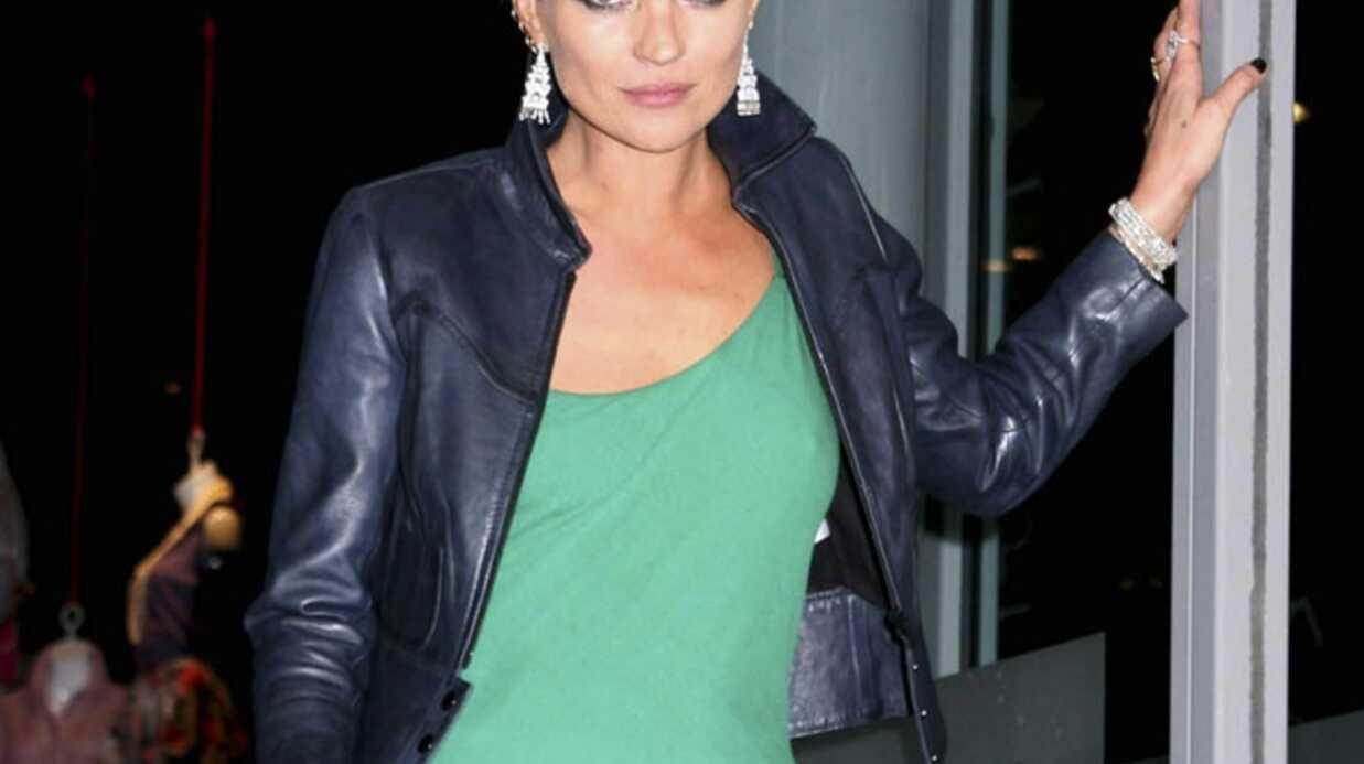Kate Moss: pourquoi elle a arrêté de boire