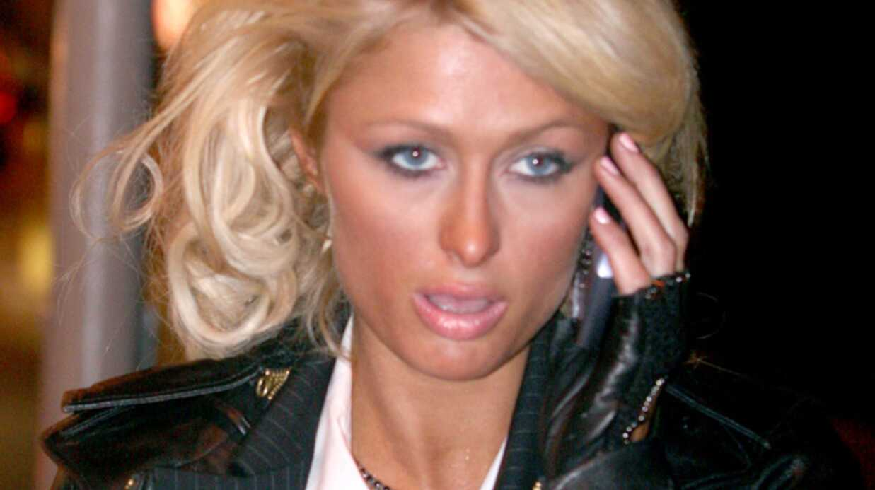 Paris Hilton: sa maison a pris feu