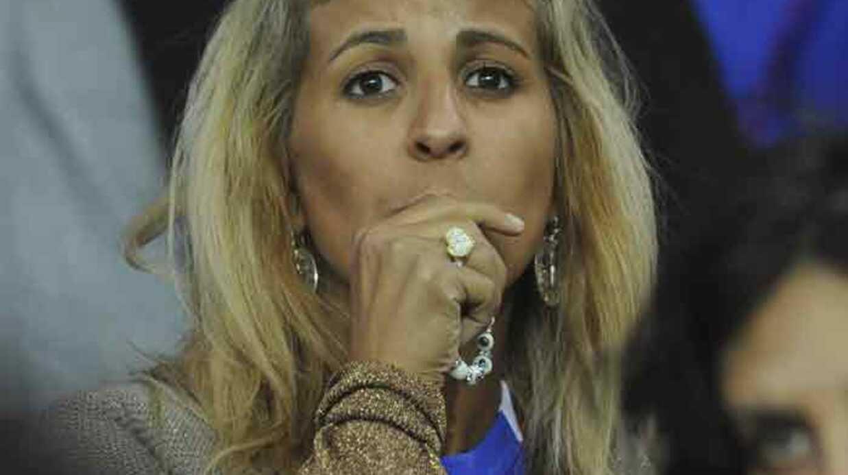 La femme de Franck Ribéry ne le lâche pas