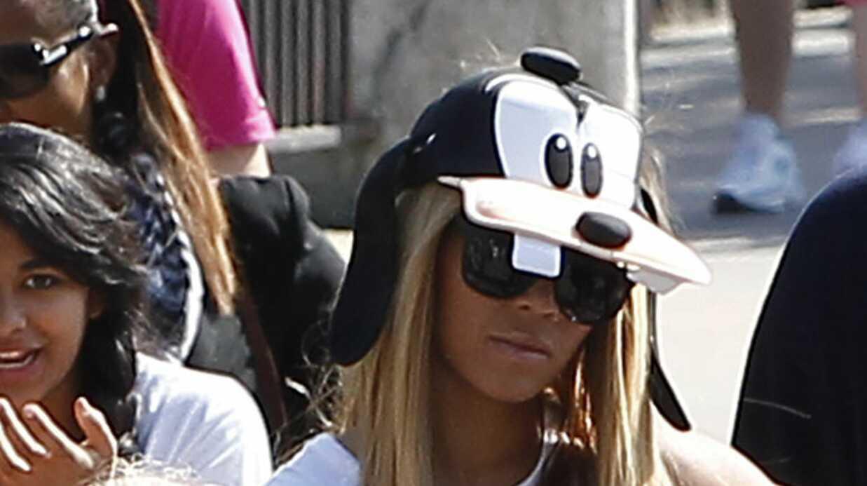 Beyoncé: Journée à Disneyland Paris!