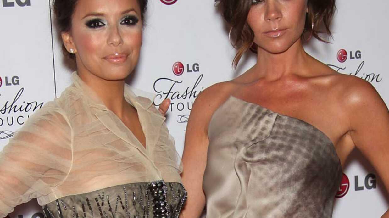 Victoria Beckham: Eva Longoria organise sa baby shower