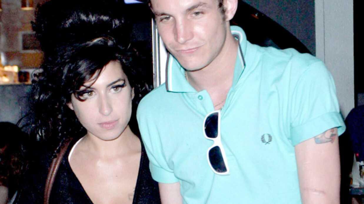 Le mari d'Amy Winehouse condamné à 27 mois de prison