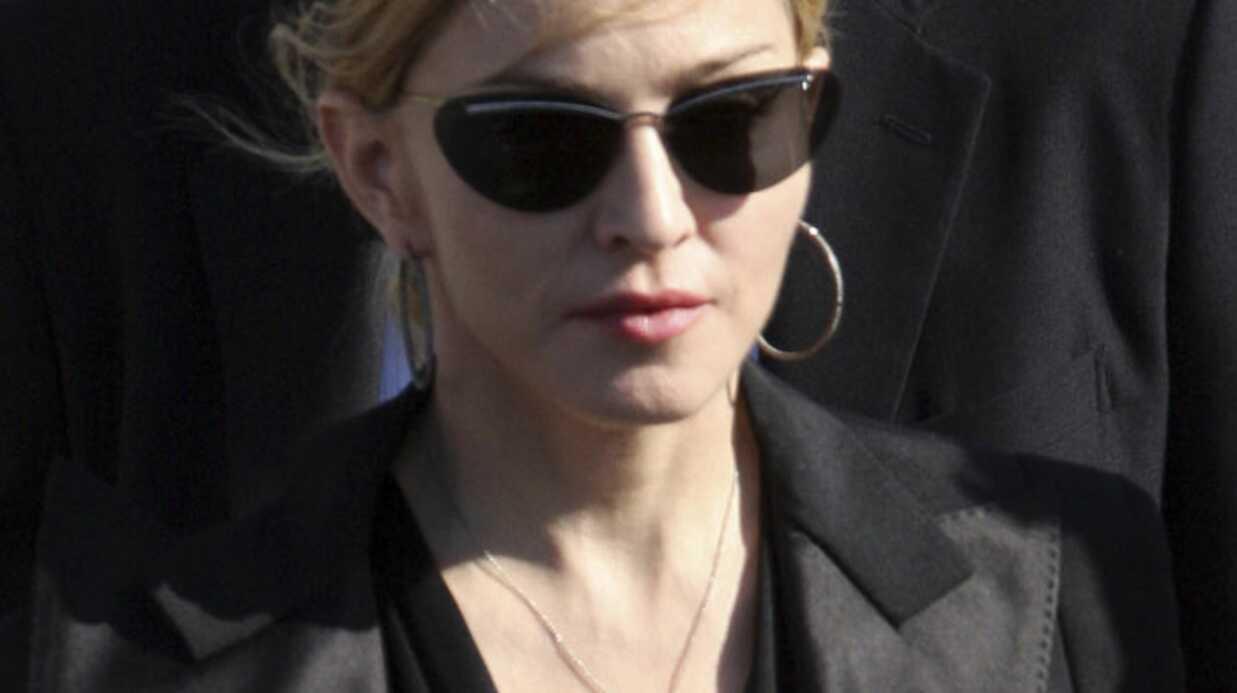 Madonna refuse de témoigner après l'accident de Marseille