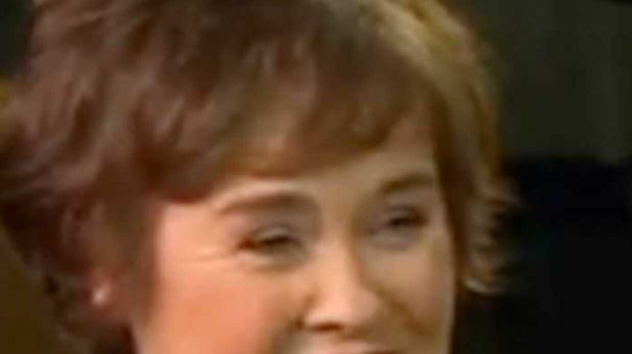 LOOK Susan Boyle: les secrets de son relooking