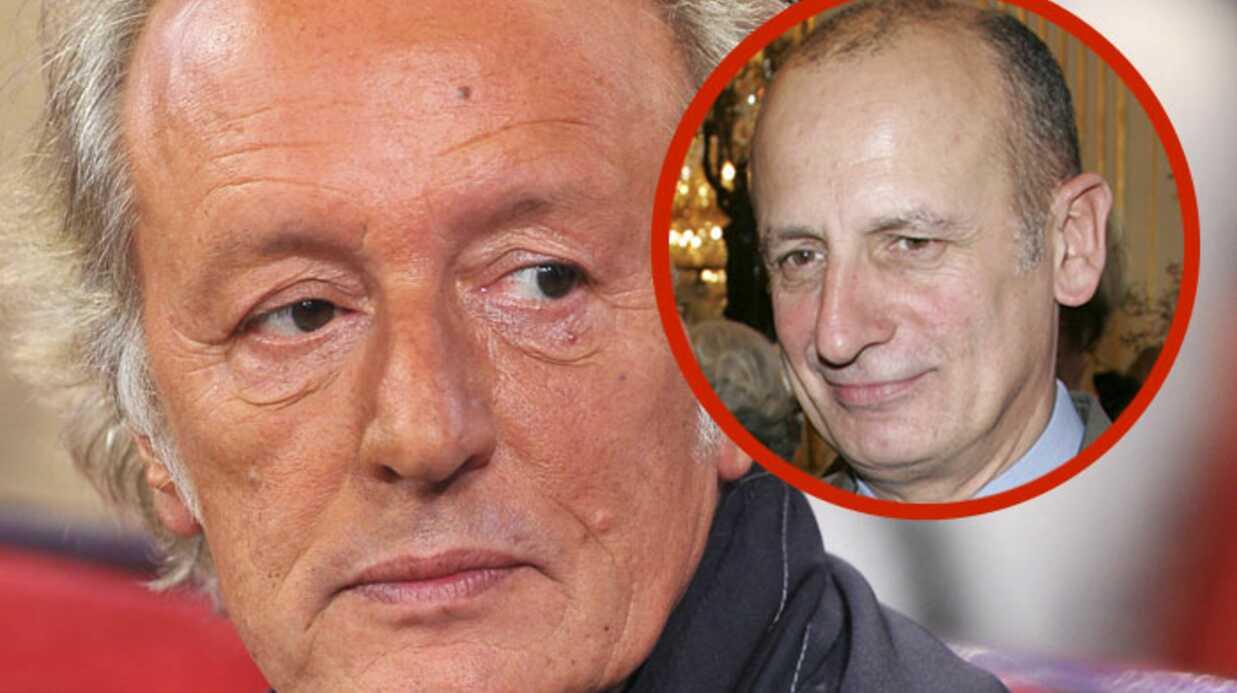 Didier Barbelivien voudrait frapper Jean-Michel Aphatie