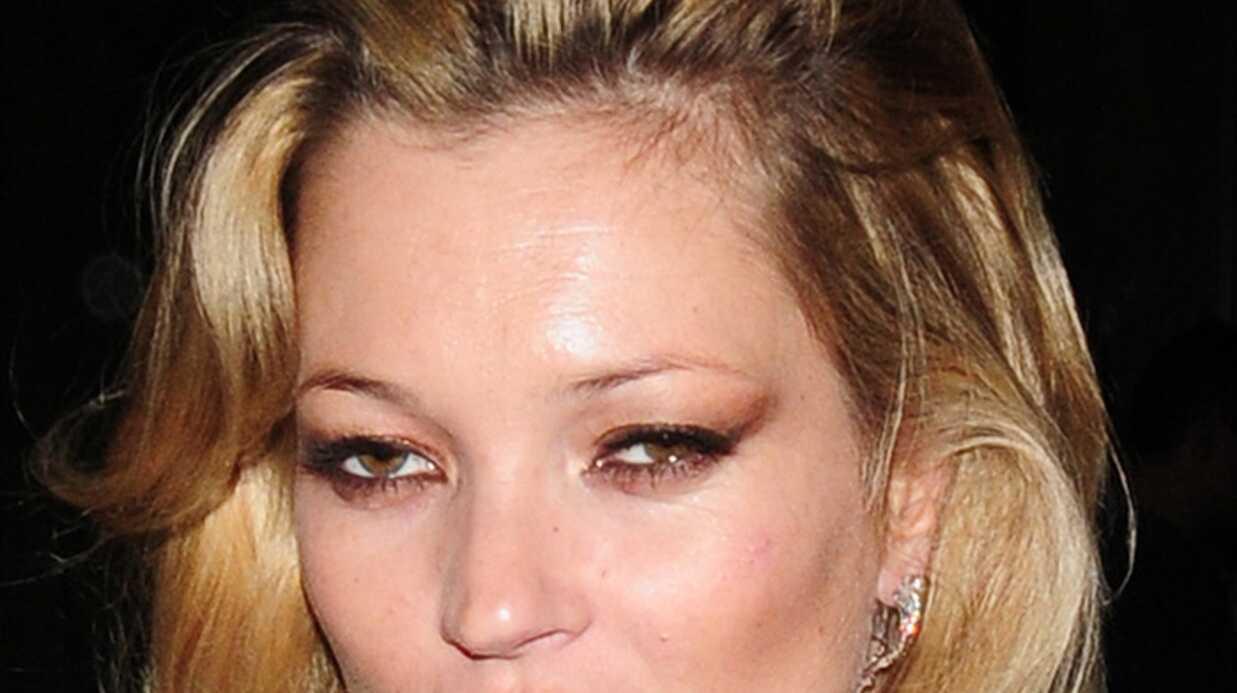 Kate Moss: des objets dérobés dans sa maison