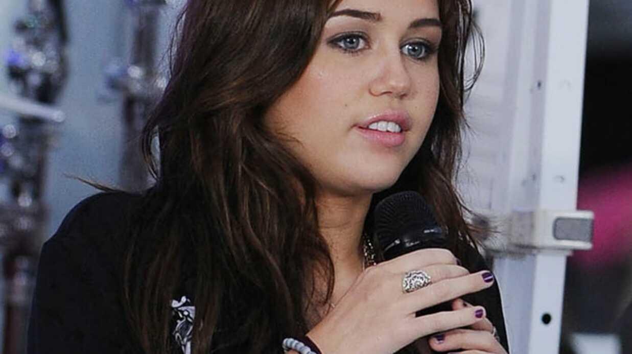 Miley Cyrus: un mort et neuf blessés dans un accident
