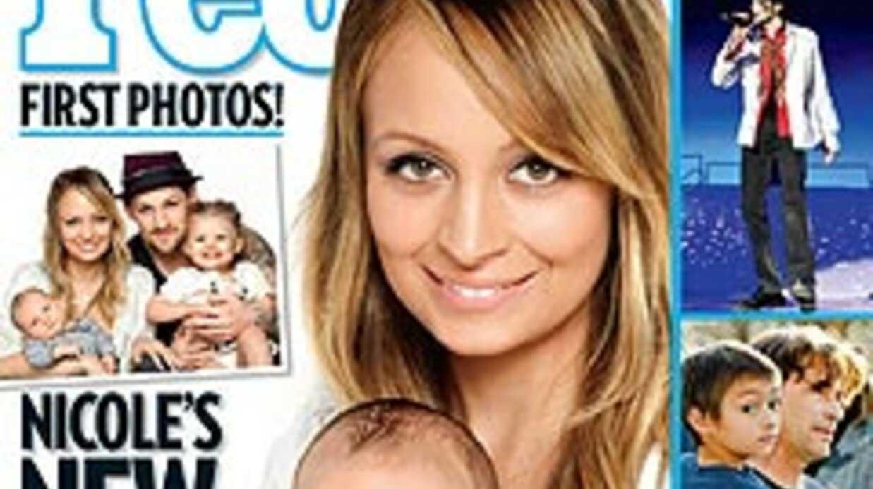 Nicole Richie: premières photos de son deuxième enfant