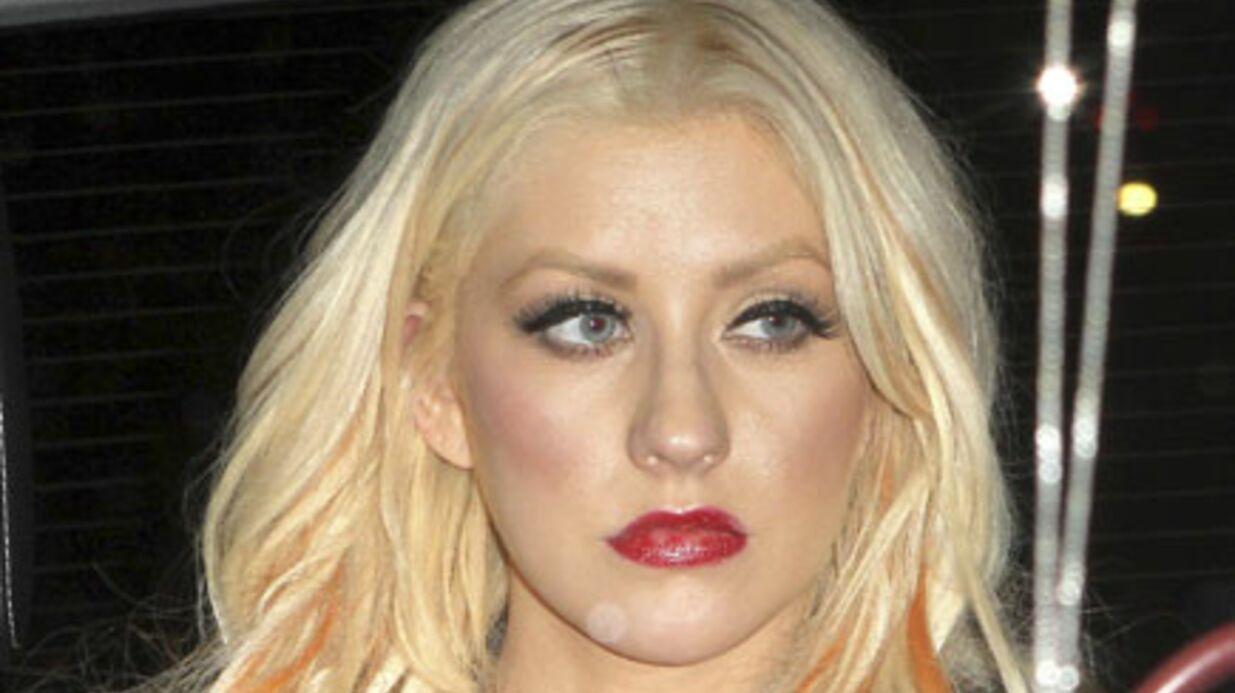 Christina Aguilera victime de violences conjugales?