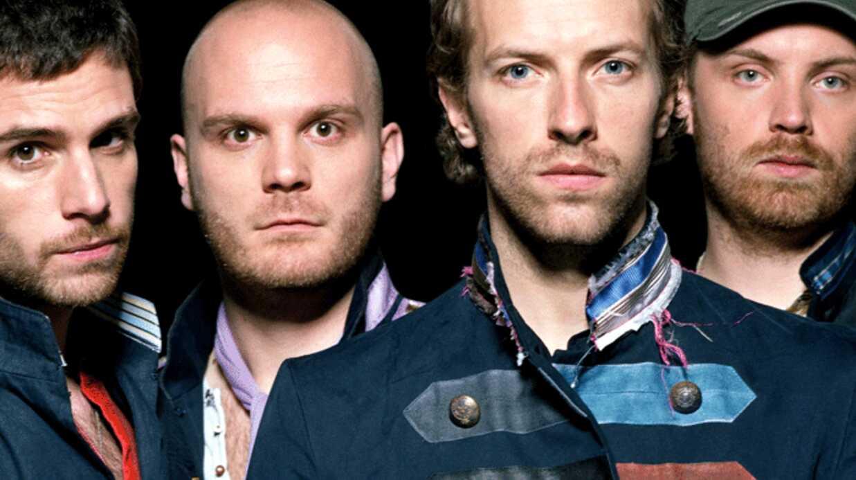 Coldplay: 1,1 million d'euros pour les enfants défavorisés
