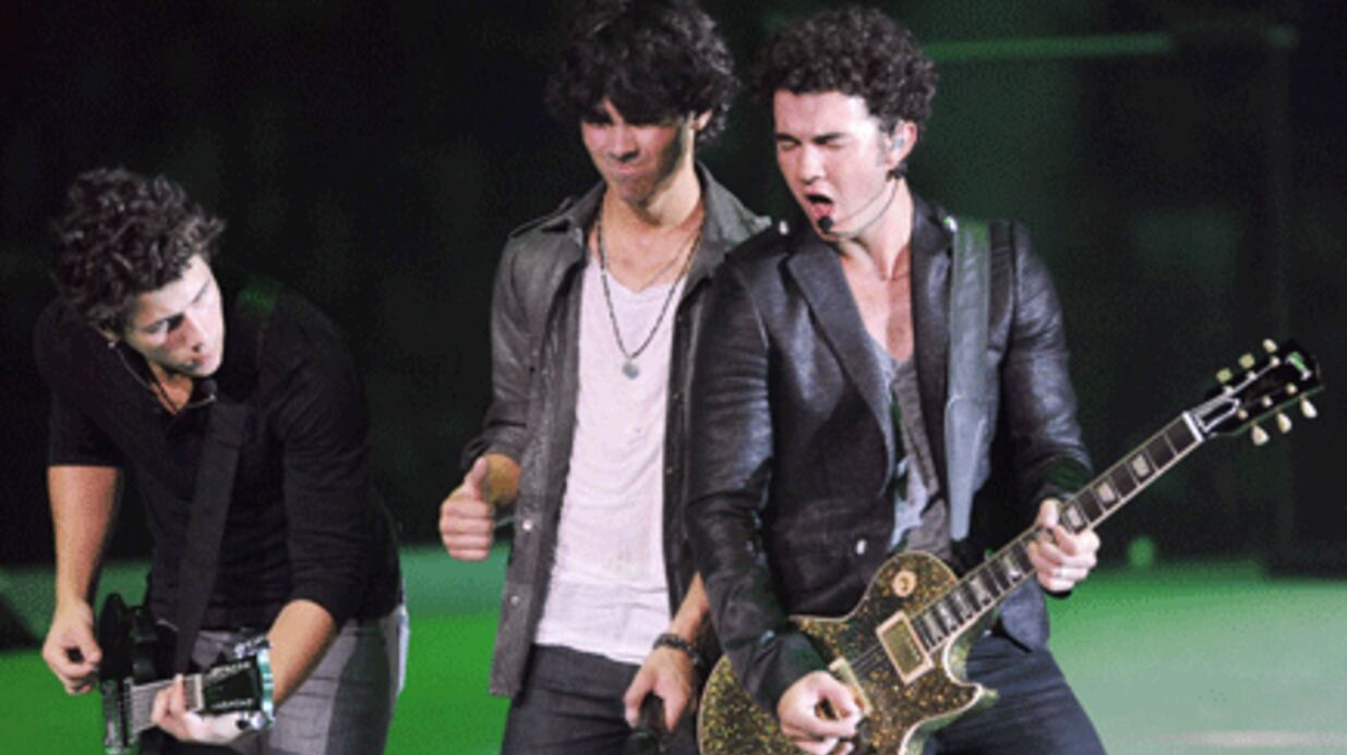 The Jonas Brothers adeptes de la manu­cure