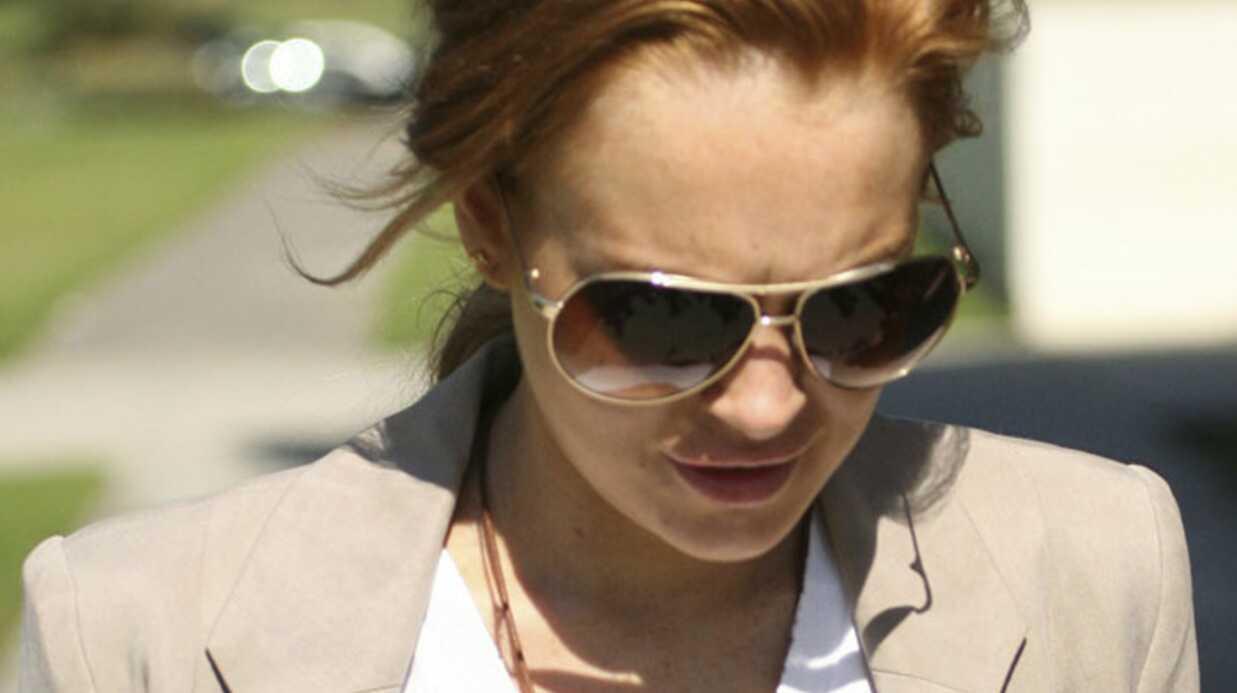 Lindsay Lohan sous le coup d'un mandat d'arrêt