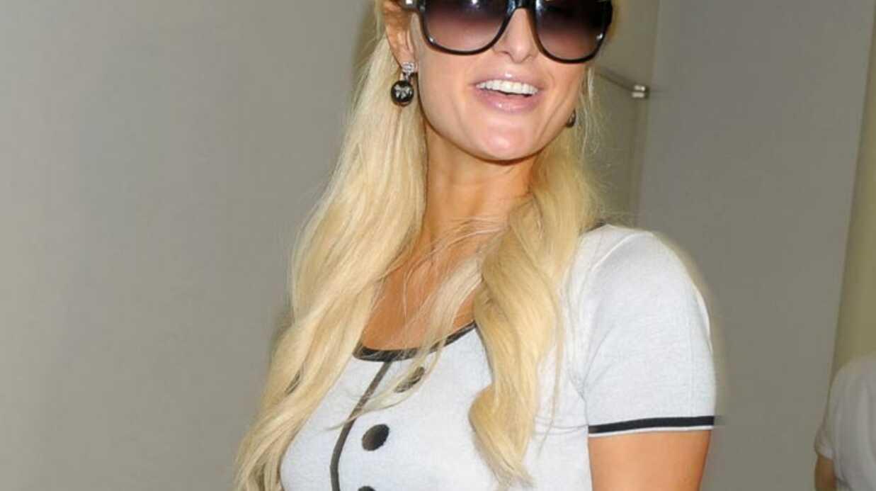 Paris Hilton interpellée au Japon