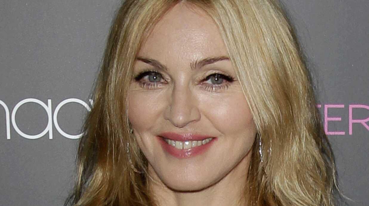 Madonna en promo à Berlin avec son film W.E.