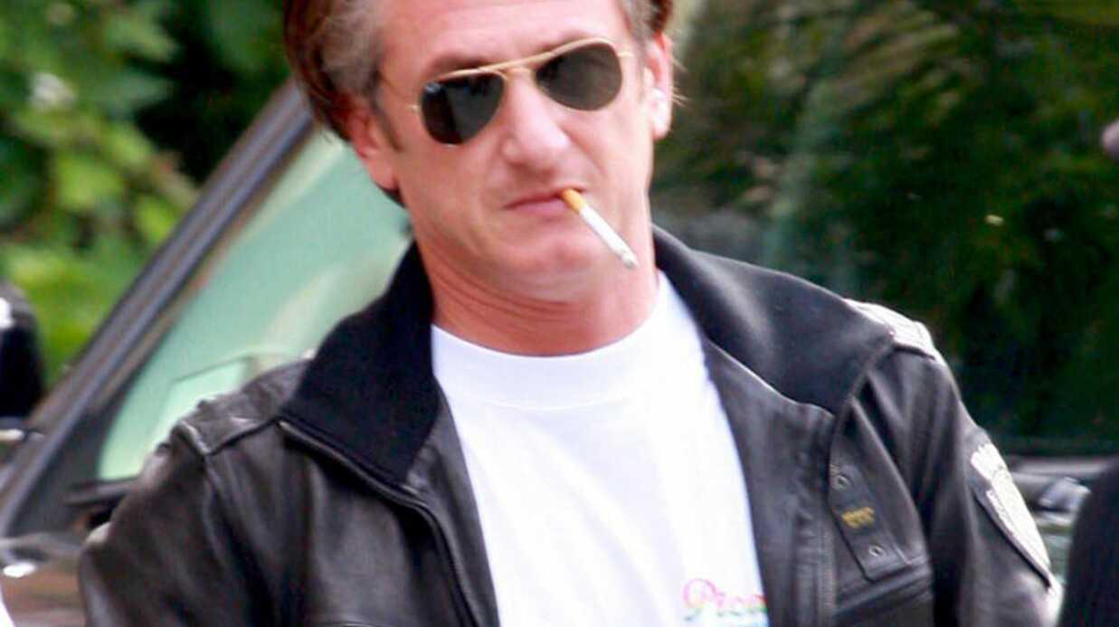 Sean Penn: vite consolé après sa séparation avec sa femme