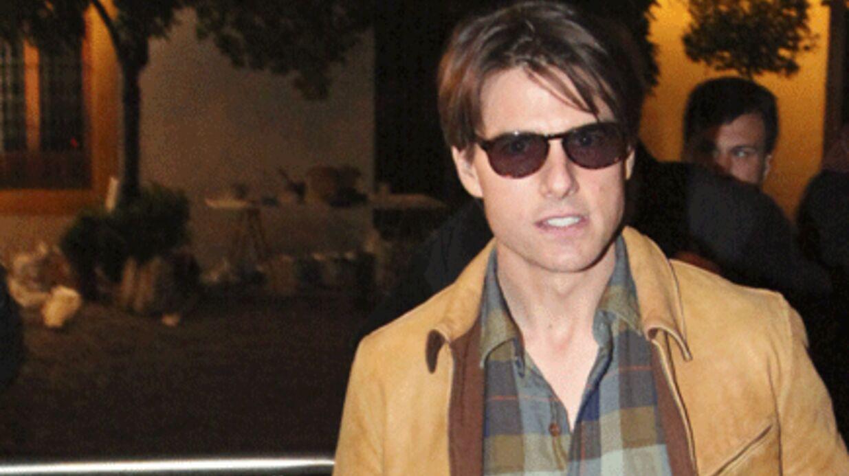 Tom Cruise poursuivi pour espionnage