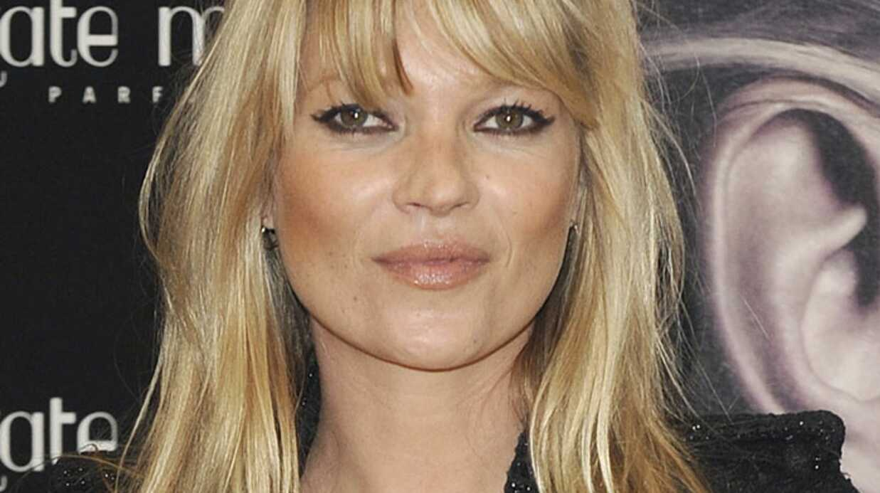 Kate Moss prépare sa retraite