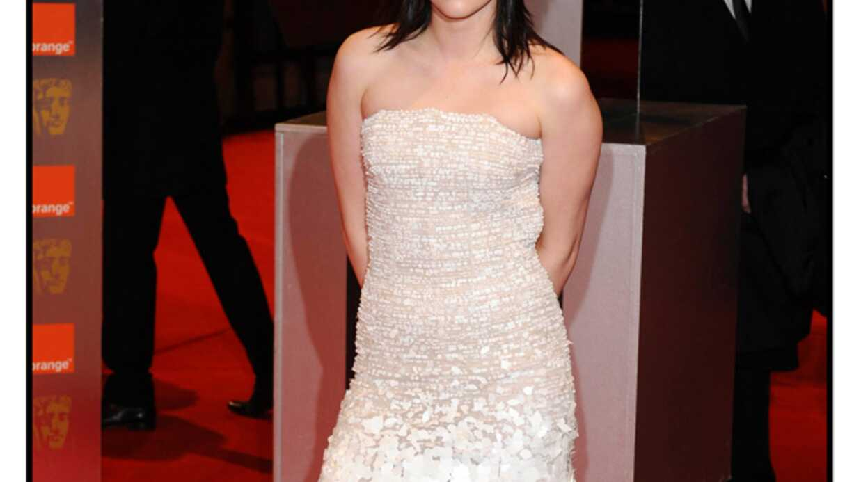 LOOK Bafta Awards : Kris­ten Stewart pas glamour en Chanel