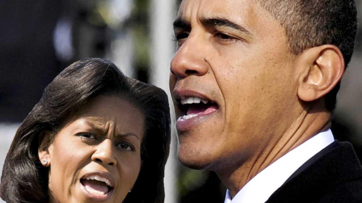 Barack et Michelle Obama: Le Globe annonce leur divorce