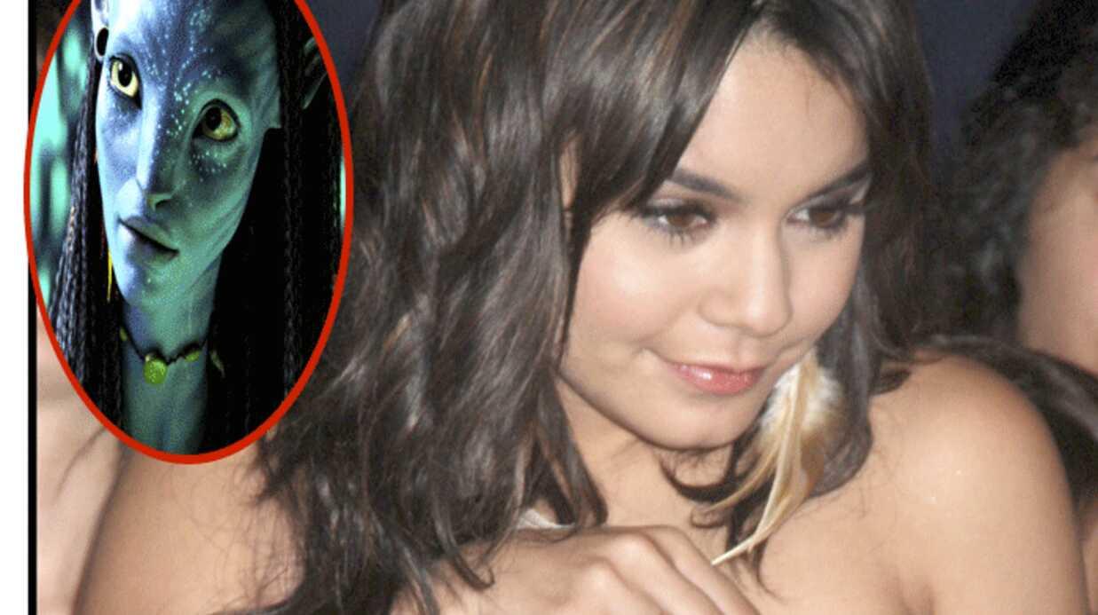 Vanessa Hudgens ingérable lors d'une projo d'Avatar en 3D