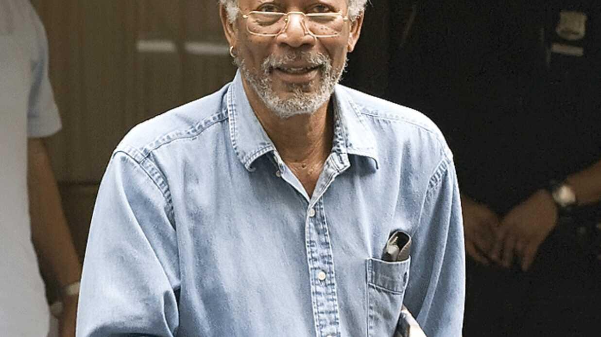 Morgan Freeman boycotté par Hollywood?