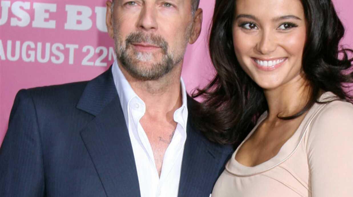 Bruce Willis: remarié avec Emma Heming