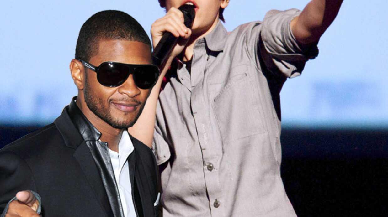Justin Bieber: Usher lui offre une voiture