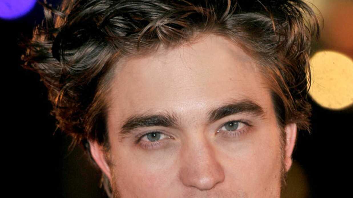 Robert Pattinson admire les acteurs de films porno