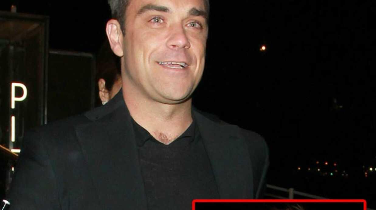 Robbie Williams: un régime s'impose