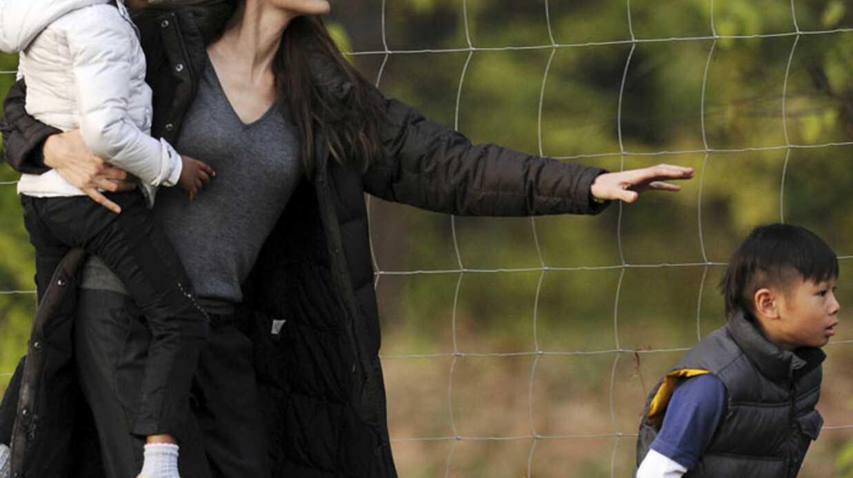 Angelina Jolie veut scolariser ses enfants à Aix-en-Provence