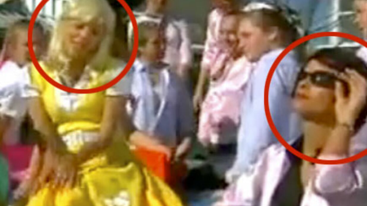 Eva Longoria et la maîtresse de Tony Parker dans Grease