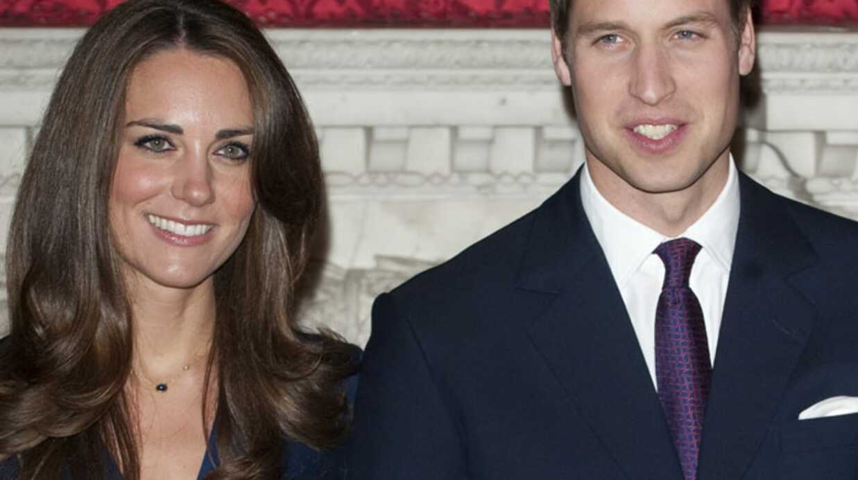 Le prince William et Kate Midd­le­ton : mariage fin avril 2011 ?