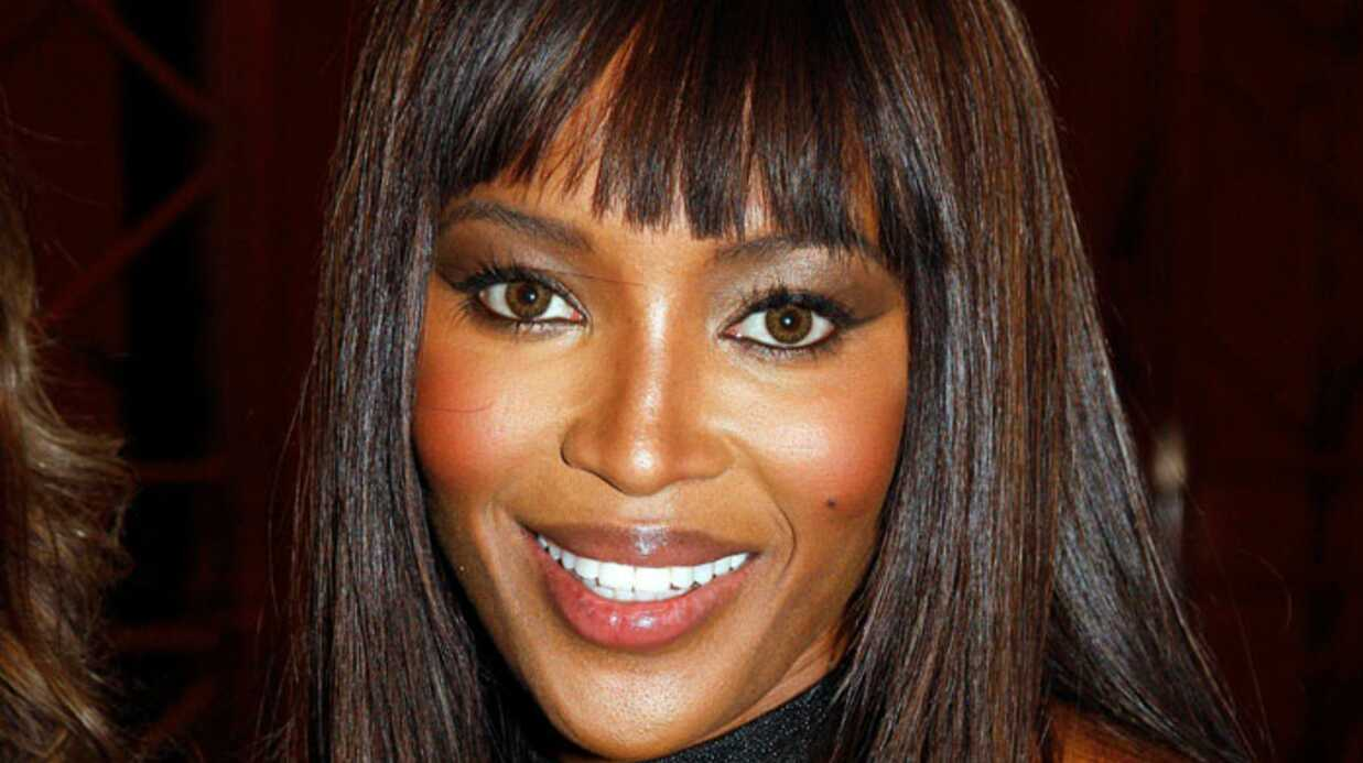 Naomi Camp­bell dure Fashion Week pour son chauf­feur