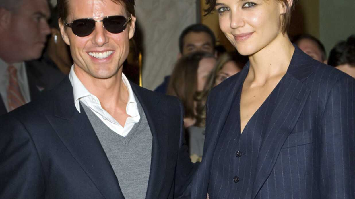 Photos de Tom Cruise et Katie Holmes à New York