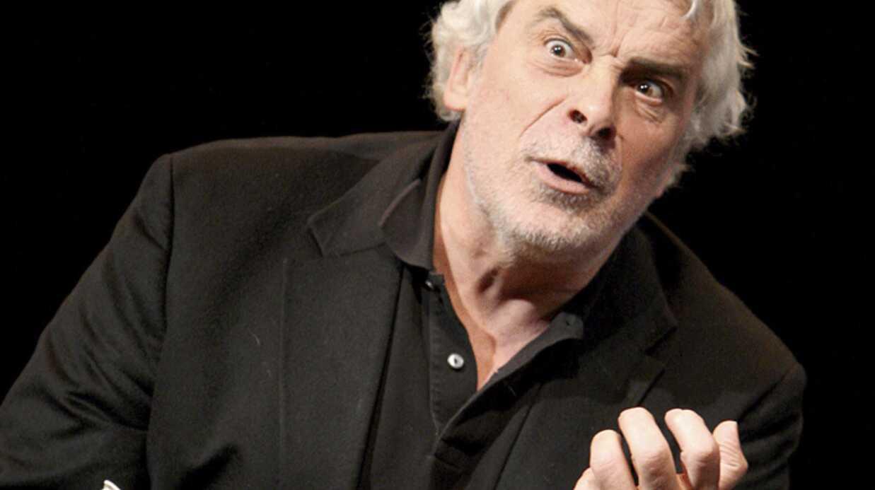 Jacques Weber en colère contre Frédéric Lefebvre
