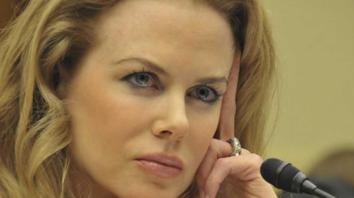 Nicole Kidman: ambassadrice des femmes violentées