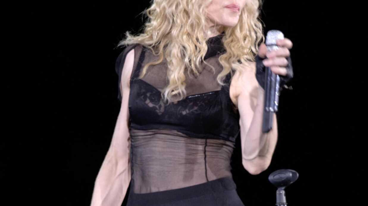 Madonna n'aurait pas rempli le stade de France