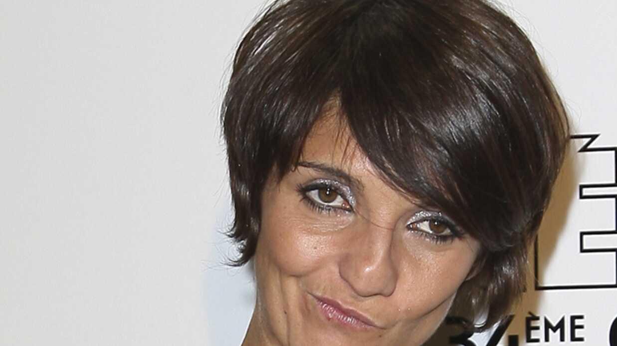 Florence Foresti, énervée par Rachida Dati