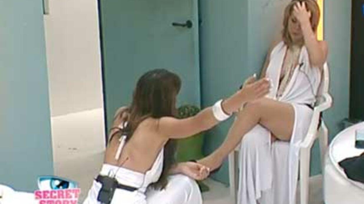 Secret Story 3: Daniela veut s'expliquer avec Jonathan