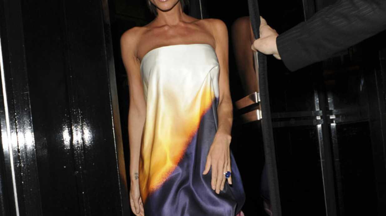 LOOK Victoria Beckham habillée par Victoria Beckham