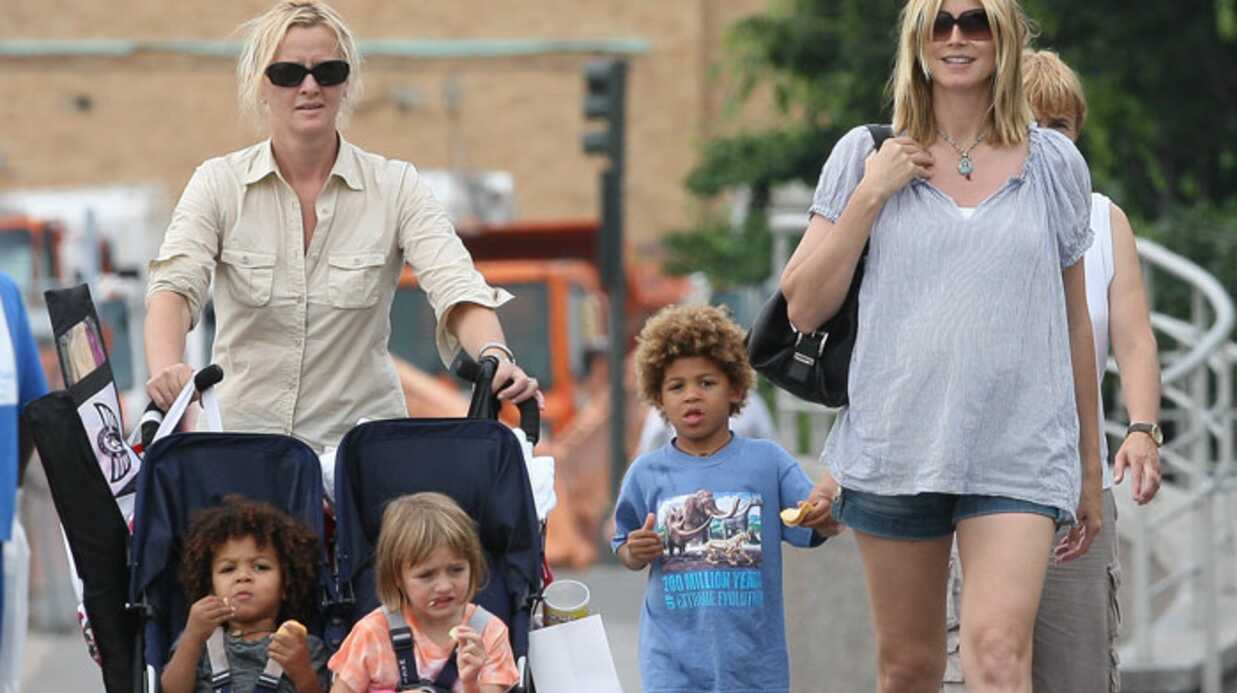 Heidi Klum: son quatrième enfant avec Seal sera le dernier