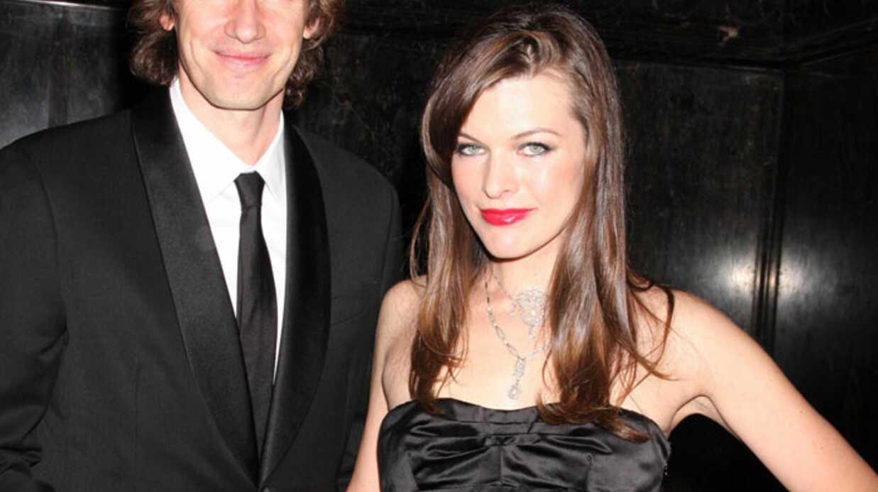 Milla Jovovich a épousé Paul W.S. Anderson