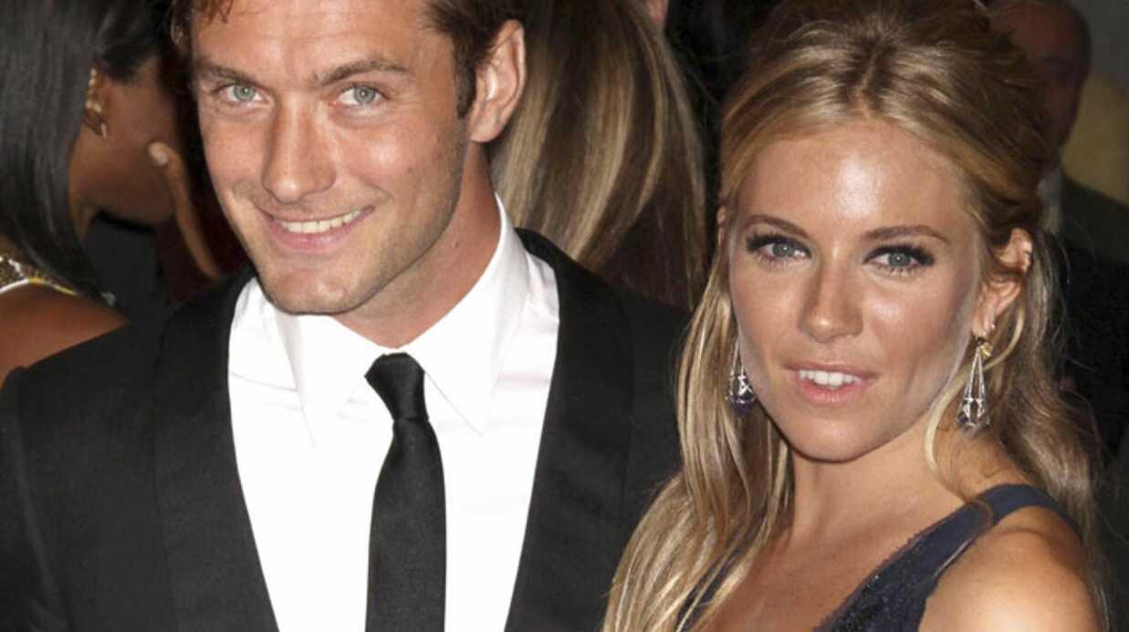 Jude Law et Sienna Miller déjà mariés