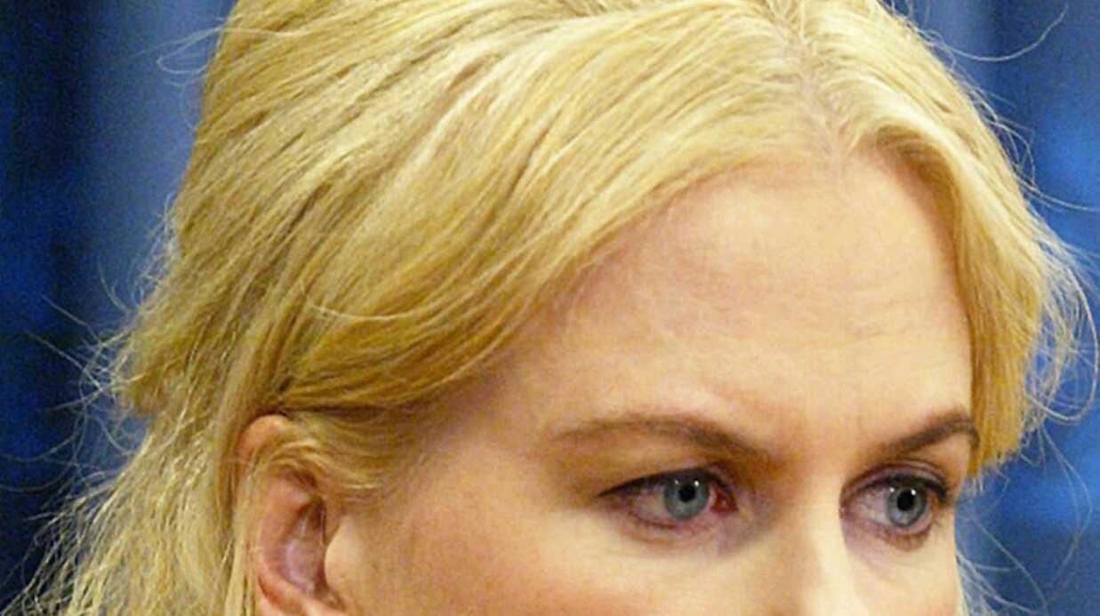 Nicole Kidman Son père est gravement malade