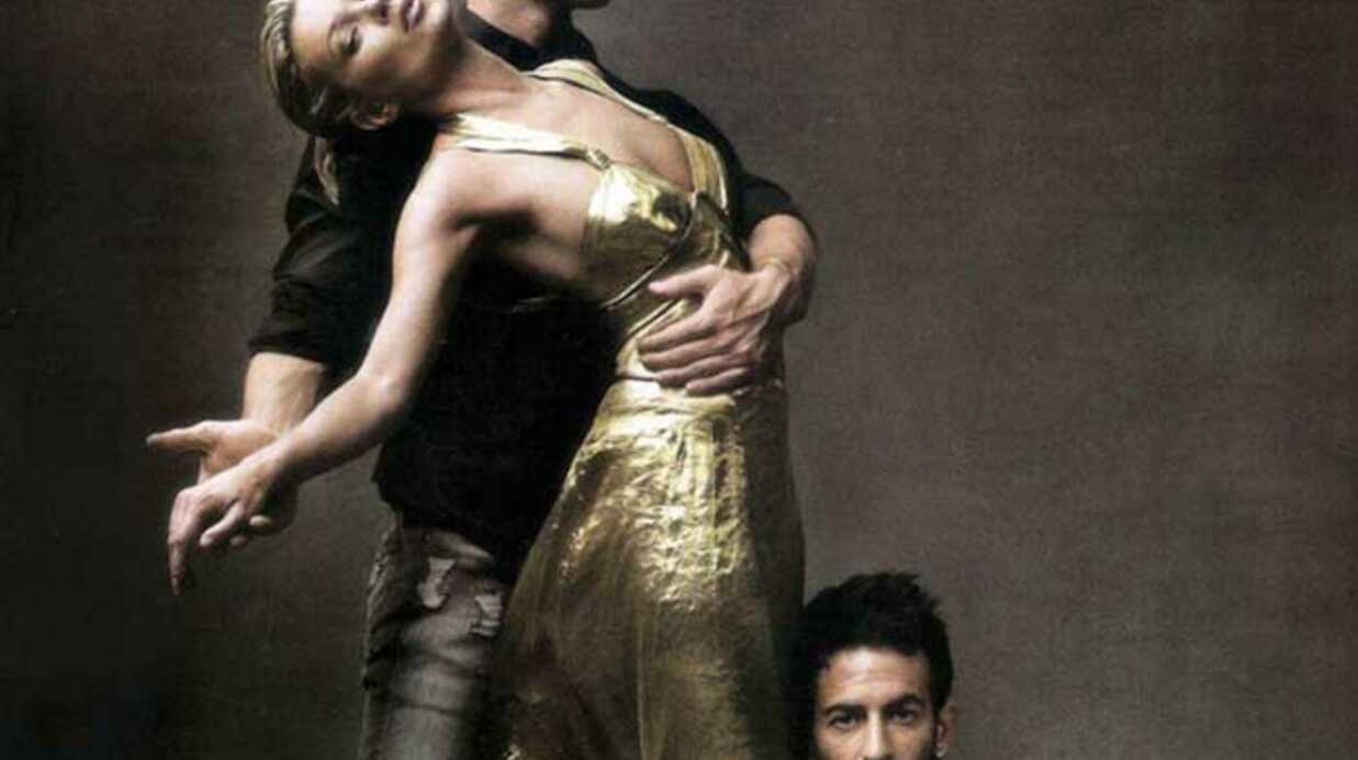 Kate Moss, Justin Timberlake et Marc Jacobs posent pour Vogue