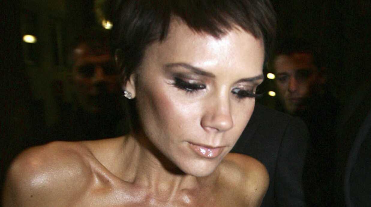 Victoria Beckham choque l'Italie