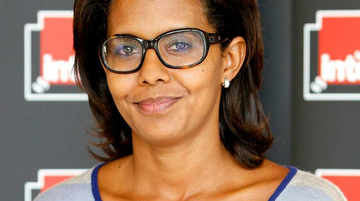 Audrey Pulvar : inter­dite de poli­tique sur France Inter